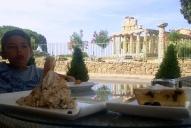 Parco Archeologico di Paestum-vista