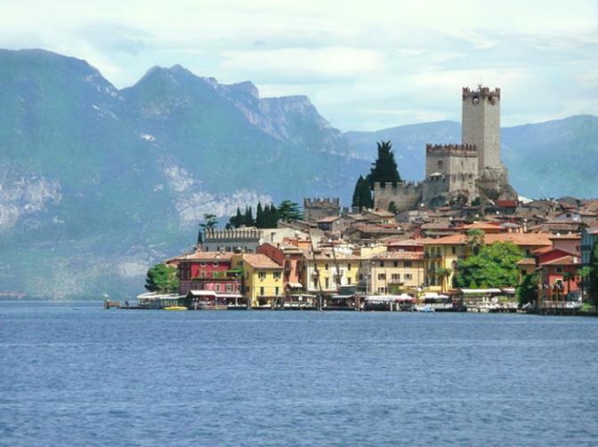 Lago di Garda- malcesine