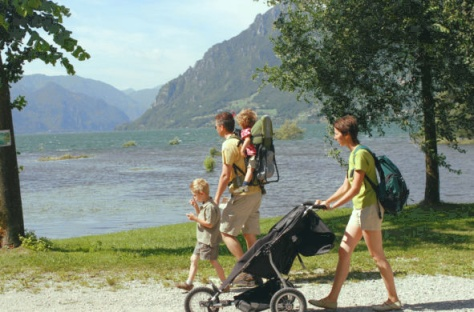 Valle Sabbia- passeggiate family
