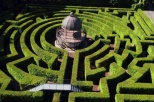 Giardino Sigurtà-labirinto