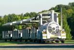 Giardino Sigurtà-trenino