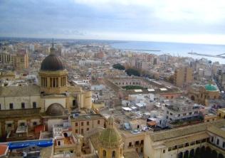 Marsala-vista dall'alto