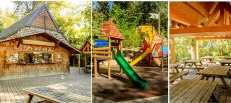 Parco natura Viva-aree ristoro