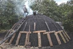 Antiche Carbonaie-ultimi carbonai della Calabria