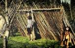 Il mondo della Preistoria-insediamenti uomini primitivi