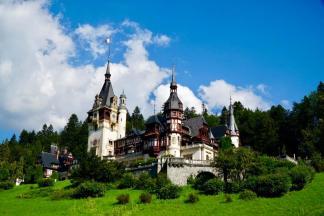 halloween_Transilvania_peles_castello
