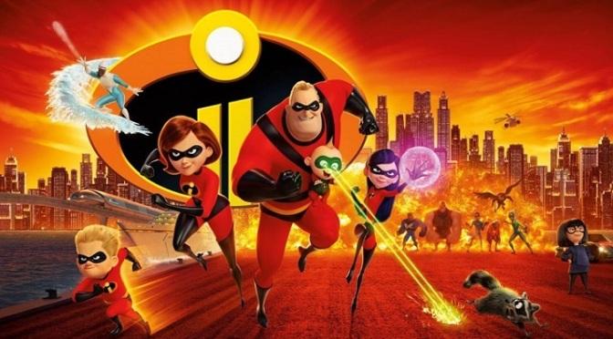 GLI INCREDIBILI 2: il 19 settembre al cinema arrivano le nuove avventure della più amata famiglia di supereroi!