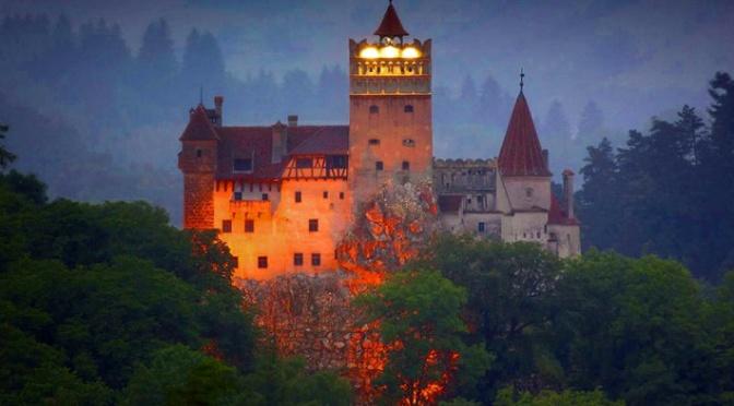 Nel castello del Conte Dracula: in Transilvania coi bambini per il Ponte di Ognissanti!