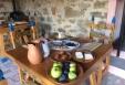 Albergo Diffuso Omu Axiu-colazione