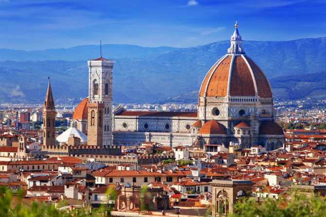 Firenze con i bambini duomo