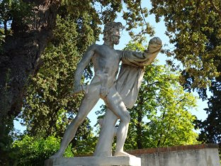 Firenze con i bambini giardino di Boboli