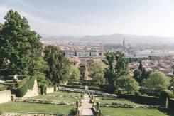 Firenze con i bambini Giardino di villa bardini