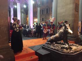 Firenze con i bambini Mercato del Porcellino
