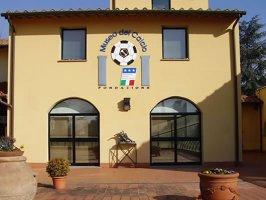 firenze con i bambini Museo del calcio