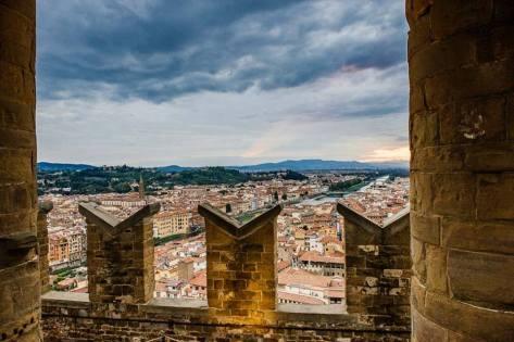 Firenze con i bambini Palazzo Vecchio torre Arnolfo