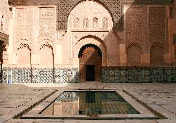 la bellezza del marocco