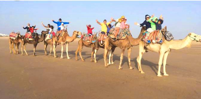 Come Lawrence D'Arabia. Viaggio in Marocco con i bambini.