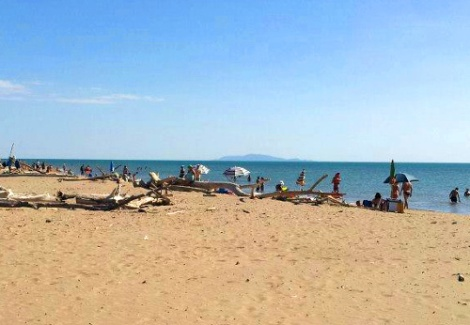Residence Mareblu- spiaggia 2