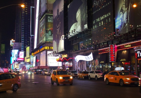 Viaggio a New York per famiglie-Midtown- Time Square