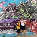 Viaggio a New York per famiglie-murales