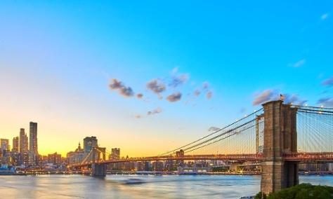 Viaggio a New York per famiglie-ponte di Brooklyn