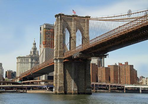 Viaggio a New York per famiglie-ponte di Brooklyn2