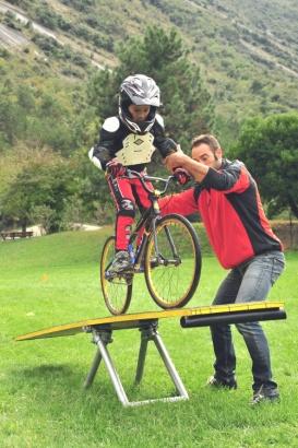 Busatte Adveture Park-bike