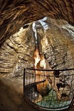 Parco Grotte Cascate del Varone-grotta inferiore