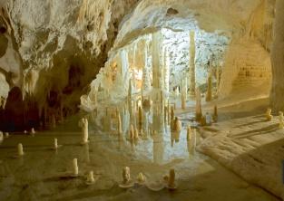 Grotte Frasassi-candeline