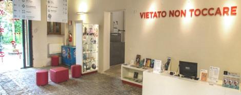 Museo del Balì-ingresso