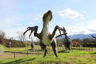 Pietre del Drago-Velociraptor