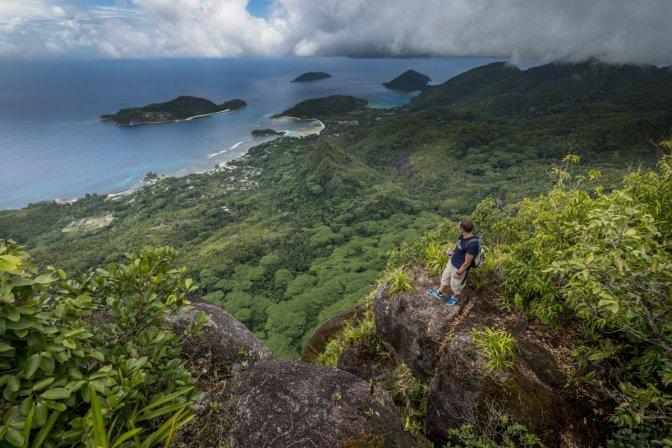 Seychelles con i bambini. E' qui il paradiso terrestre